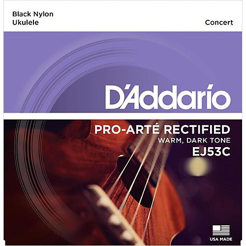 D'Addario EJ53C Pro-Arte Rectified Hawaiian/Concert Ukulele Strings-thumbnail