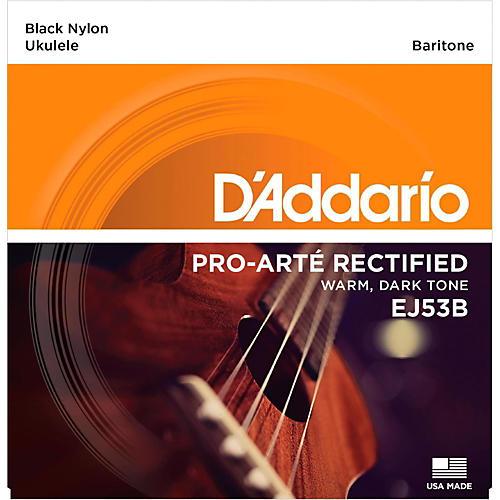 D'Addario EJ65S Pro-Arte Custom Extruded Soprano Nylon Ukulele Strings-thumbnail