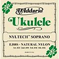 D'Addario EJ88S Nyltech Soprano Ukulele Strings