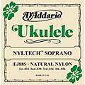 D'Addario EJ88S Nyltech Soprano Ukulele Strings  Thumbnail
