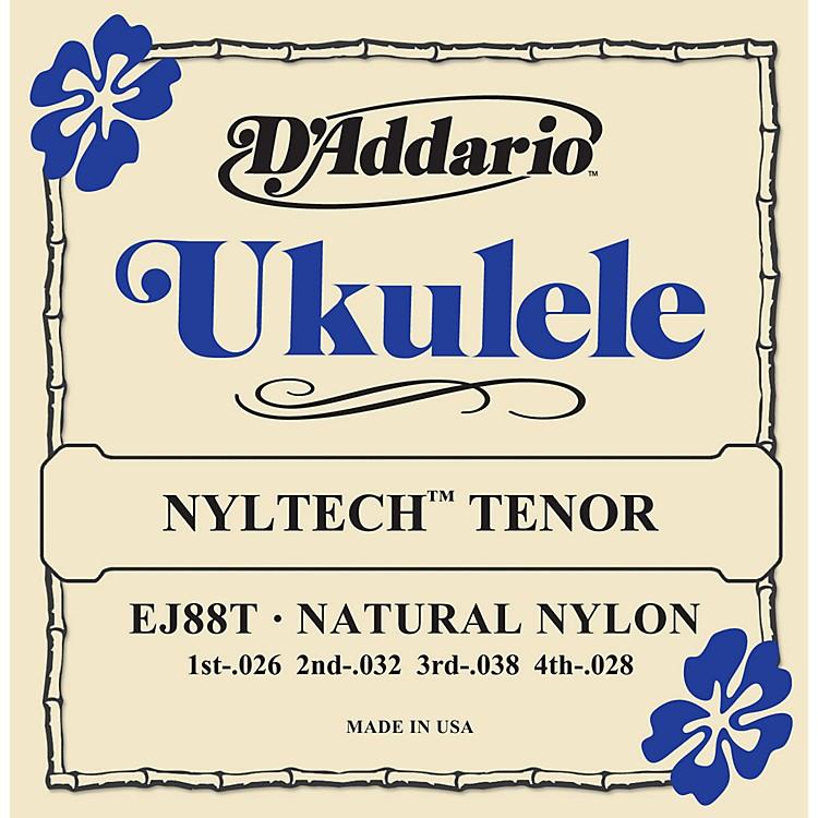 D'AddarioEJ88T Nyltech Tenor Ukulele Strings