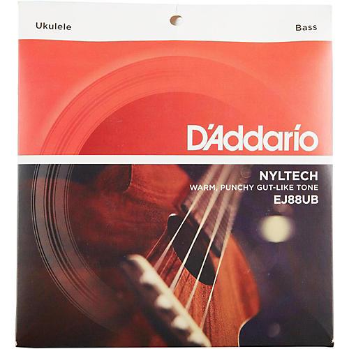 d 39 addario ej88ub nyltech bass ukulele strings musician 39 s friend. Black Bedroom Furniture Sets. Home Design Ideas