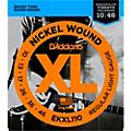 D'Addario EKXL110 Tremolo Electric Guitar Strings  Thumbnail