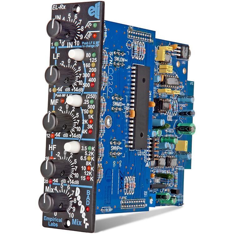 Empirical LabsEL-Rx DocDerr 500 Series Multi-Purpose Tone ModuleHorizontal Faceplate