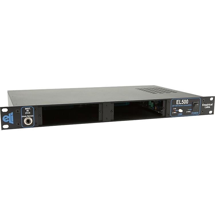 Empirical LabsEL500 IU Rack for API 500-Series Compatible Modules