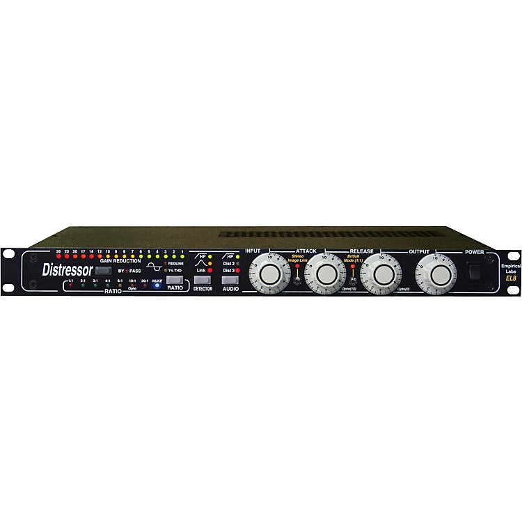 Empirical Labs EL8 Distressor Audio Compressor
