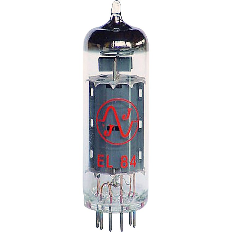 JJ Electronics EL84 Power Vacuum Tube Matched Pair