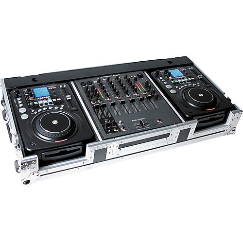 American Audio ELEV8-FX DJ CD and Mixer System-thumbnail