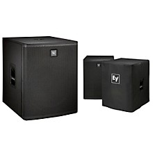 "Electro-Voice ELX118 Live X Series Passive 18"" Subwoofer and Cover Kit"