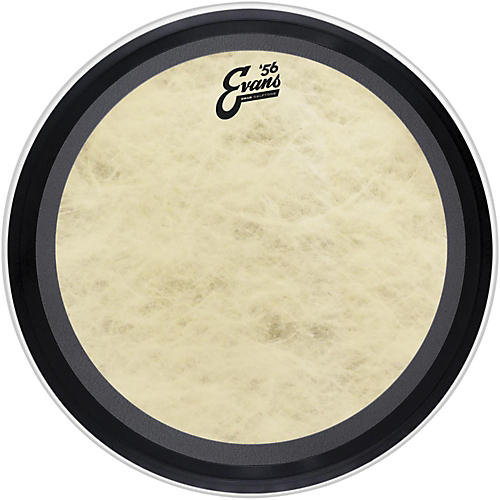 Evans EMAD Calftone Bass Drum Head 16 in.