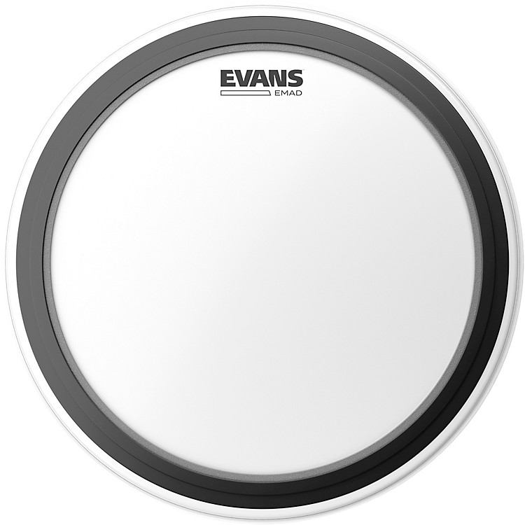 Evans EMAD Coated Bass Batter Drumhead 26 inch