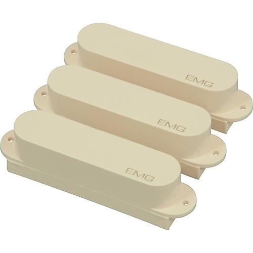 EMG EMG-SA Single Coil Active Guitar Pickup Set Ivory