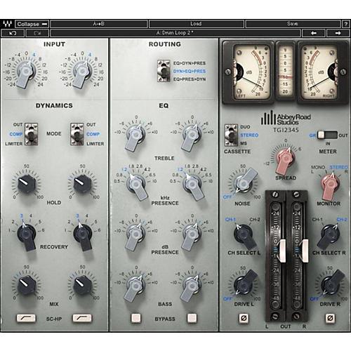 Waves EMI TG12345 Channel Strip Native/SG Software Download