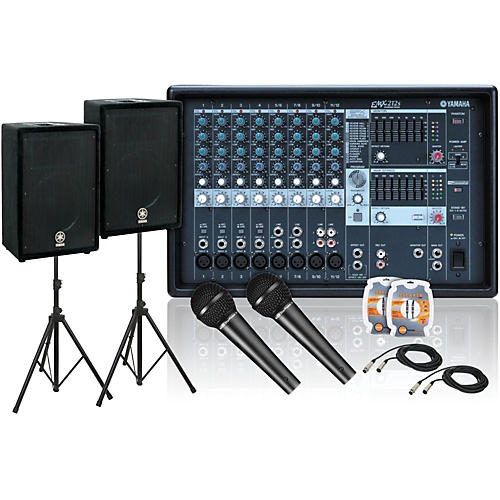 Yamaha EMX212S-A12 PA Package-thumbnail