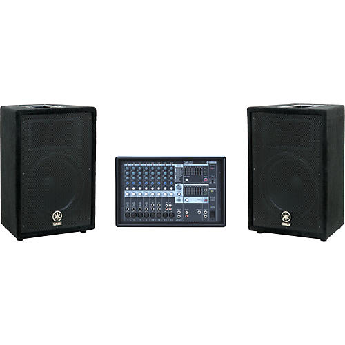 Yamaha EMX212S mixer / A12 Speaker Package
