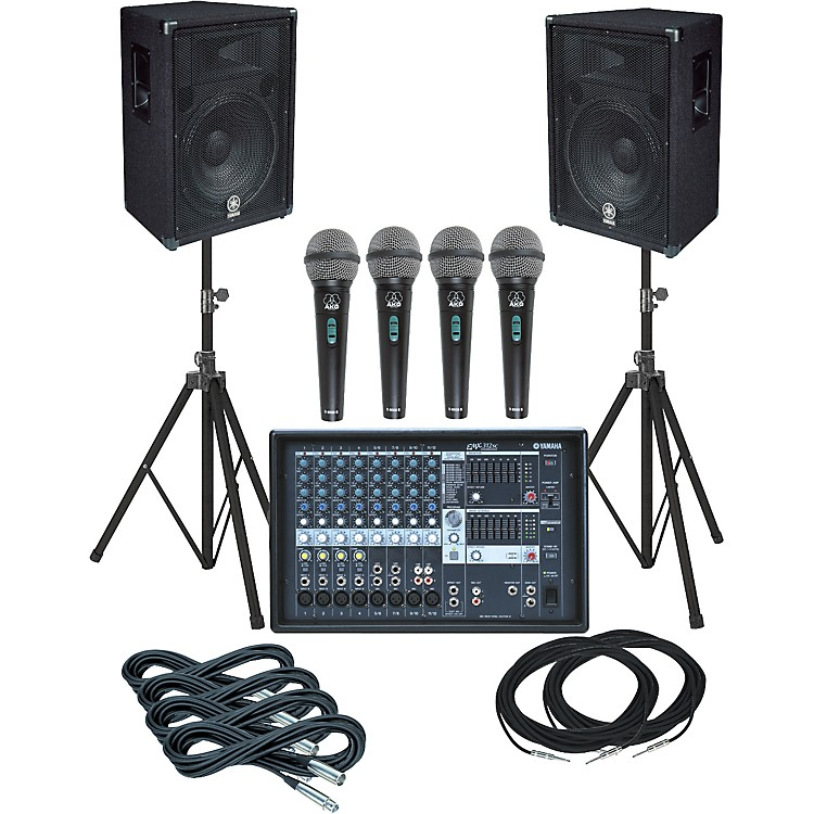 YamahaEMX312SC-BR15 PA Package