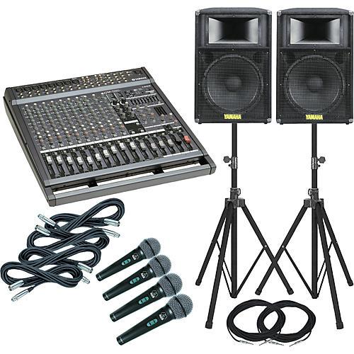 Yamaha EMX5000-12/S115IV PA Package-thumbnail
