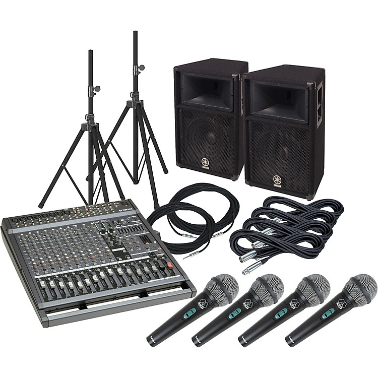 YamahaEMX5000-12/S115V PA Package