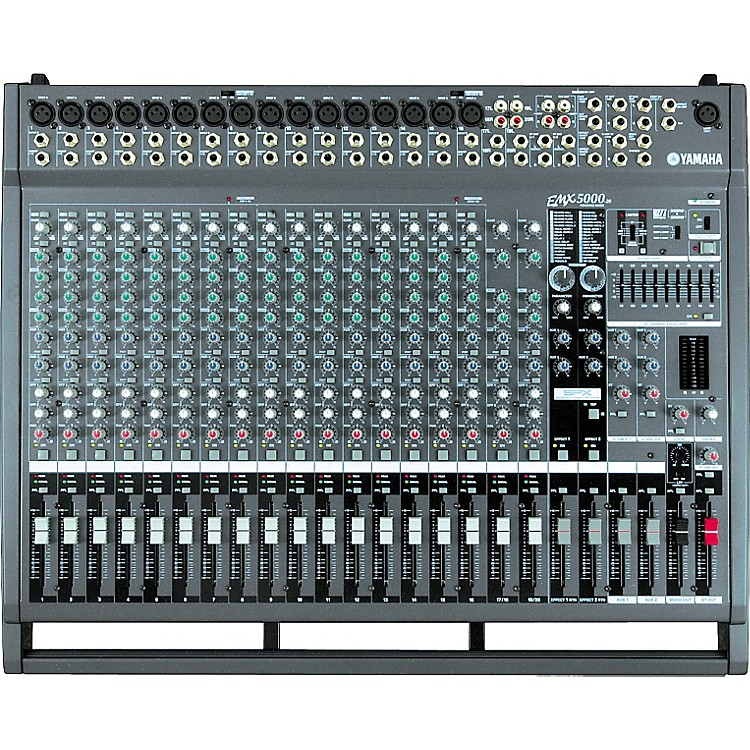 Yamaha EMX5000-20 20-Channel Powered Mixer