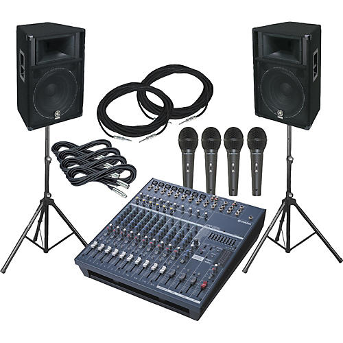 Yamaha EMX5014/S115V PA Package