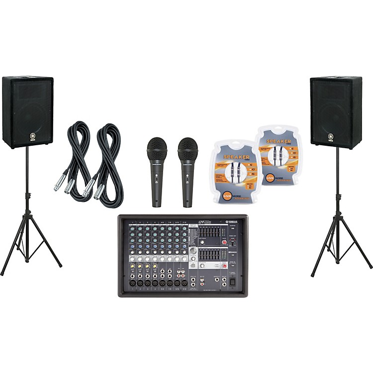 YamahaEMX512SC / A12 PA Package