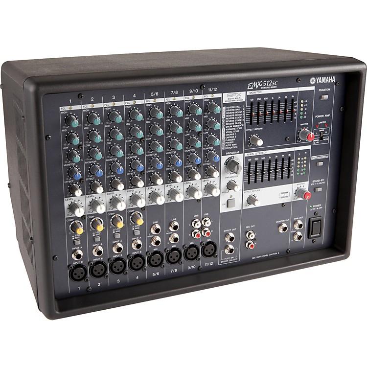 YamahaEMX512SC Powered Mixer
