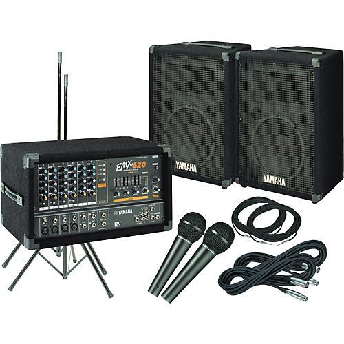 Yamaha EMX620 PA Package-thumbnail
