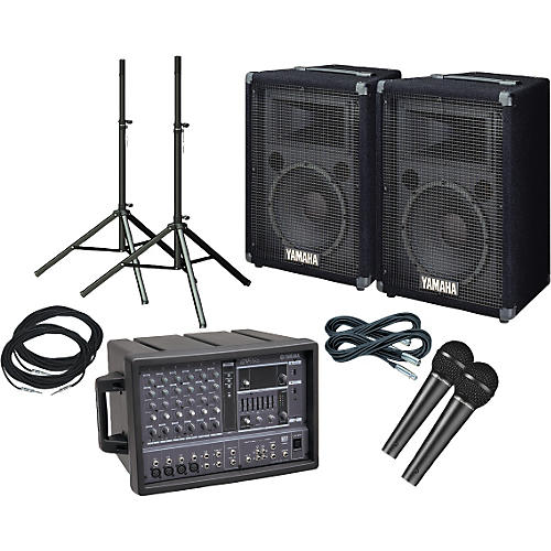 Yamaha EMX62M/S10E PA Package-thumbnail