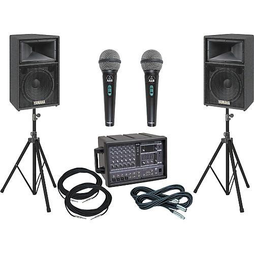 Yamaha EMX62M/S112IV Package-thumbnail