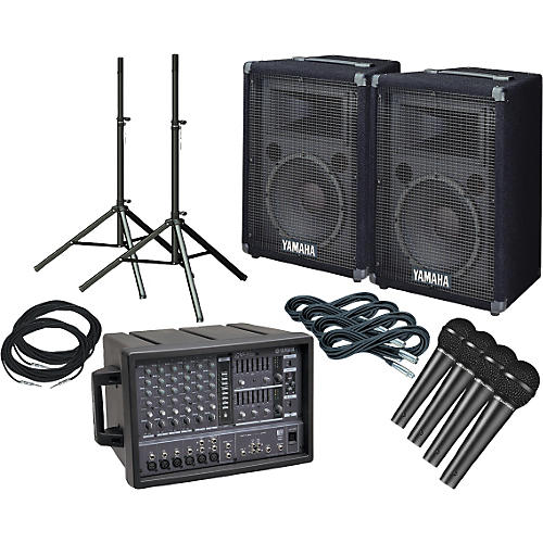 Yamaha EMX66M-S12E PA Package