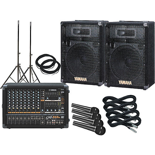 Yamaha EMX860ST PA Package-thumbnail