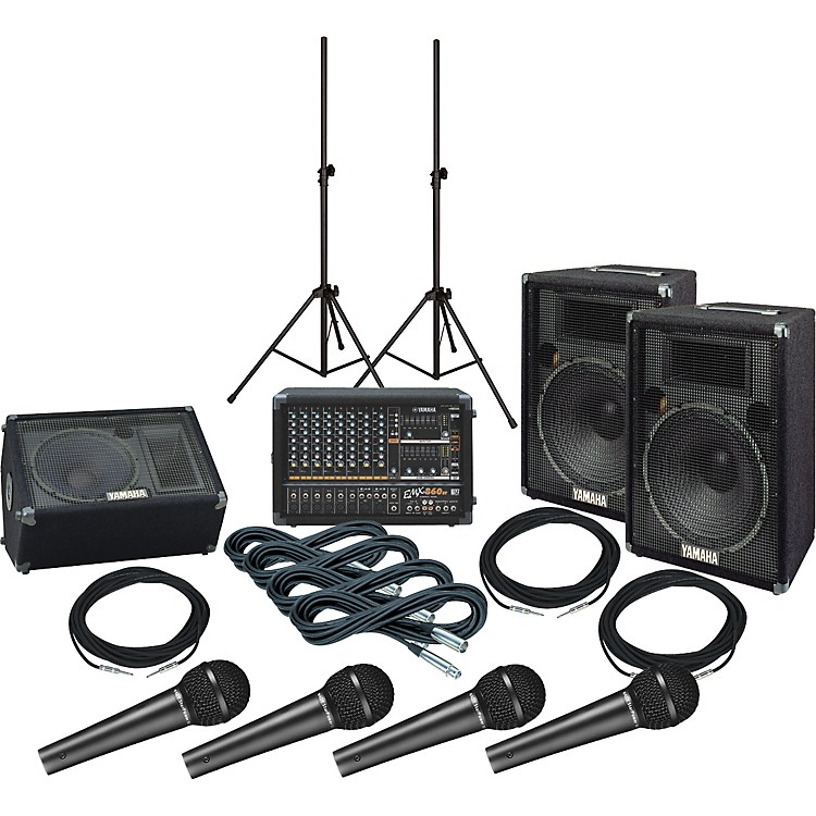 YamahaEMX860ST/S15e/S12Me PA Package