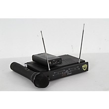 Nady ENC Duet Dual Wireless Handheld and Lavalier System Level 2 Band A1 and D 190839104298
