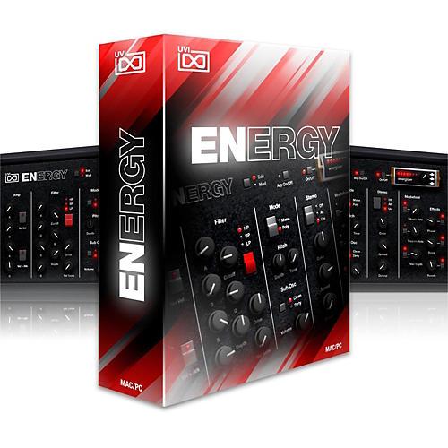 UVI ENERGY Software Synthesizer-thumbnail