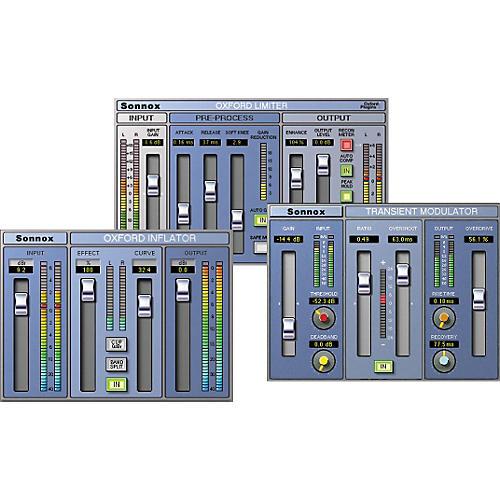 Sonnox ENHANCE Bundle Native Plug-Ins-thumbnail
