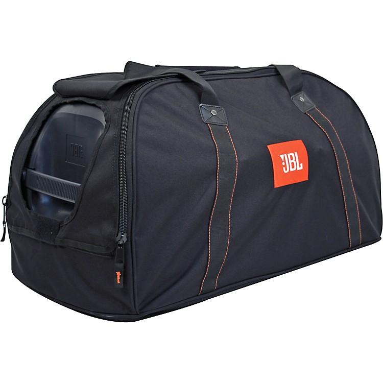 JBLEON15 Deluxe PA Speaker Carrying Bag (3rd Generation)BlackOrange