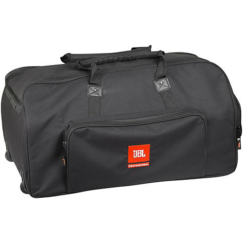 JBL Bag EON615 Deluxe Roller Bag w/ Wheels & Tow Handle-thumbnail