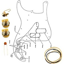 Allparts EP-4139-000 Wiring Kit for Precision Bass