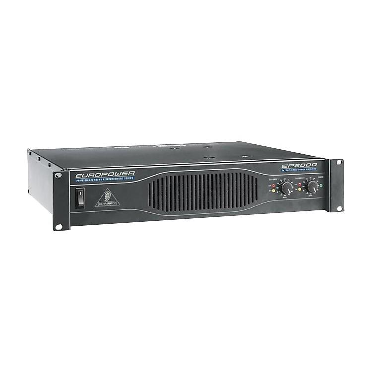 BehringerEP2000 EUROPOWER Power Amp
