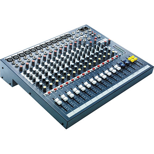 Soundcraft EPM12 12-Channel Multi-format Mixer
