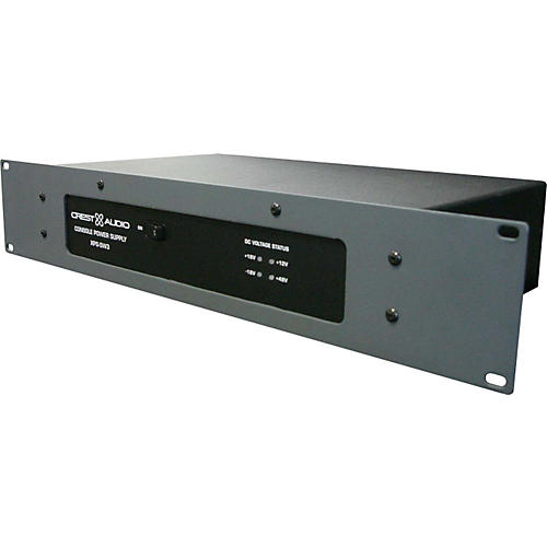 crest audio epssw 3 power supply for hp consoles musician 39 s friend. Black Bedroom Furniture Sets. Home Design Ideas