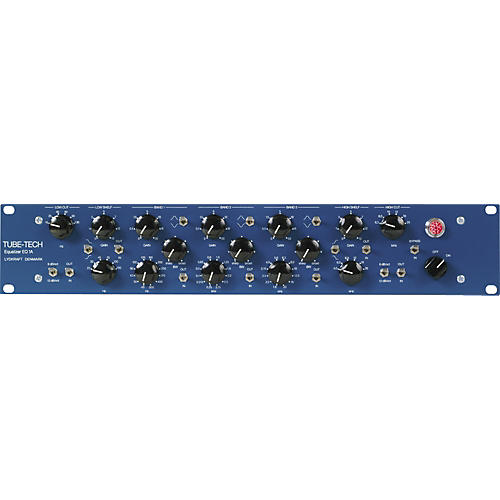 Tube-Tech EQ 1A Full Range Equalizer