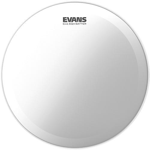 Evans EQ4 Batter Frosted Bass Drumhead-thumbnail