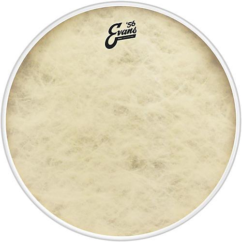 Evans EQ4 Calftone Bass Drum Head-thumbnail