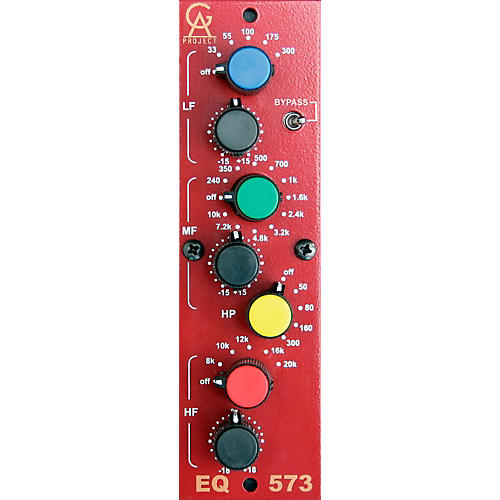 Golden Age Project EQ573 Vintage Style Equalizer