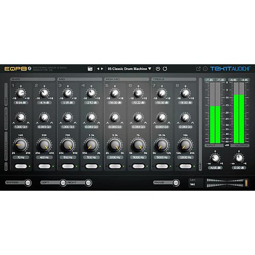 Tek'it Audio EQP8 2