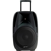 "Gemini ES-15TOGO 15"" Active Battery-Powered Loudspeaker"