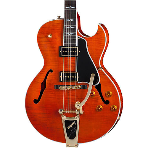 Gibson ES-195  Rockabilly Figured Electric Guitar