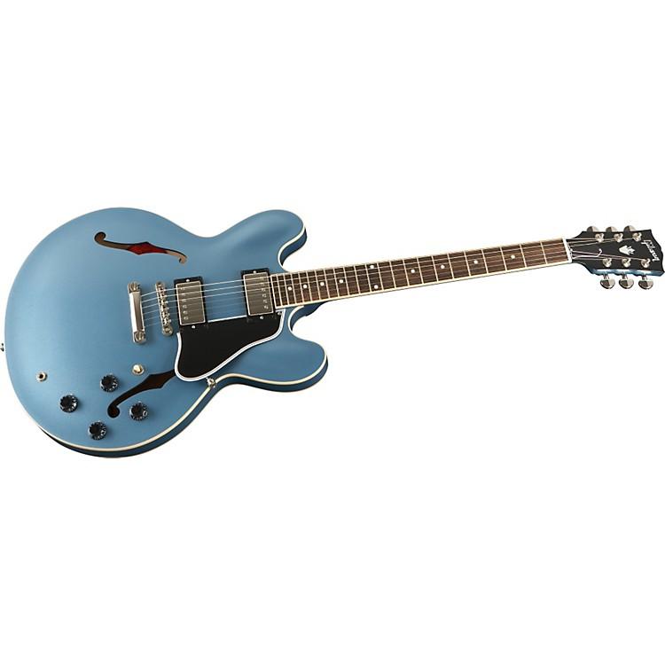 GibsonES-335 Electric Guitar Pelham Blue