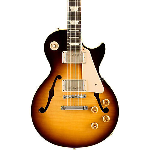 Gibson ES Les Paul Standard with MHS Humbuckers VOS Semi-Hollowbody Electric Guitar-thumbnail
